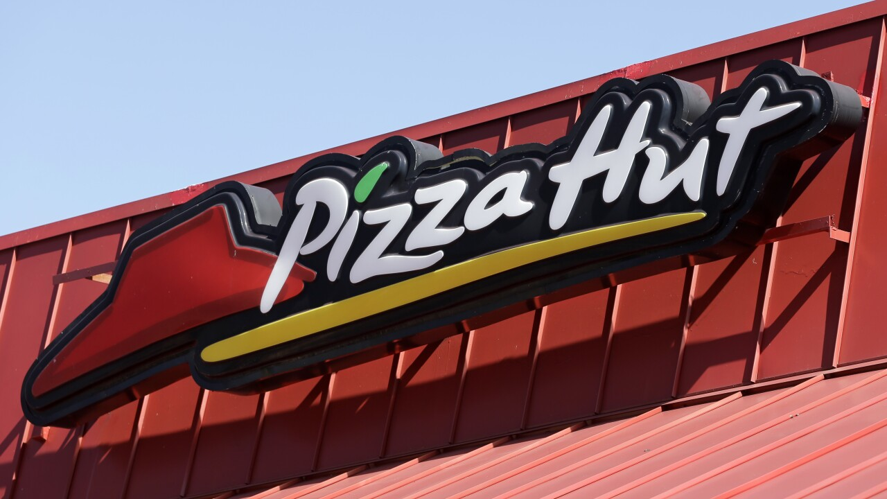 300 Pizza Hut's slated to close as franchisee files for bankruptcy