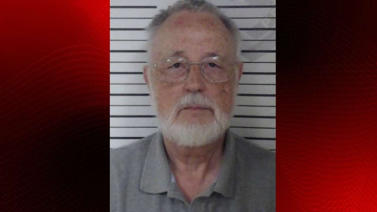 Guidry formally charged with molestation