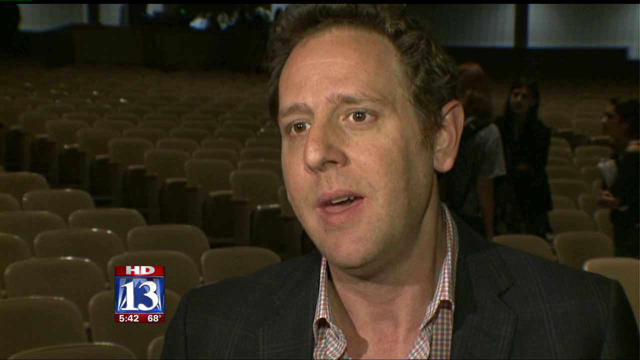 Director of acclaimed documentary 'Bully' talks to Utah students