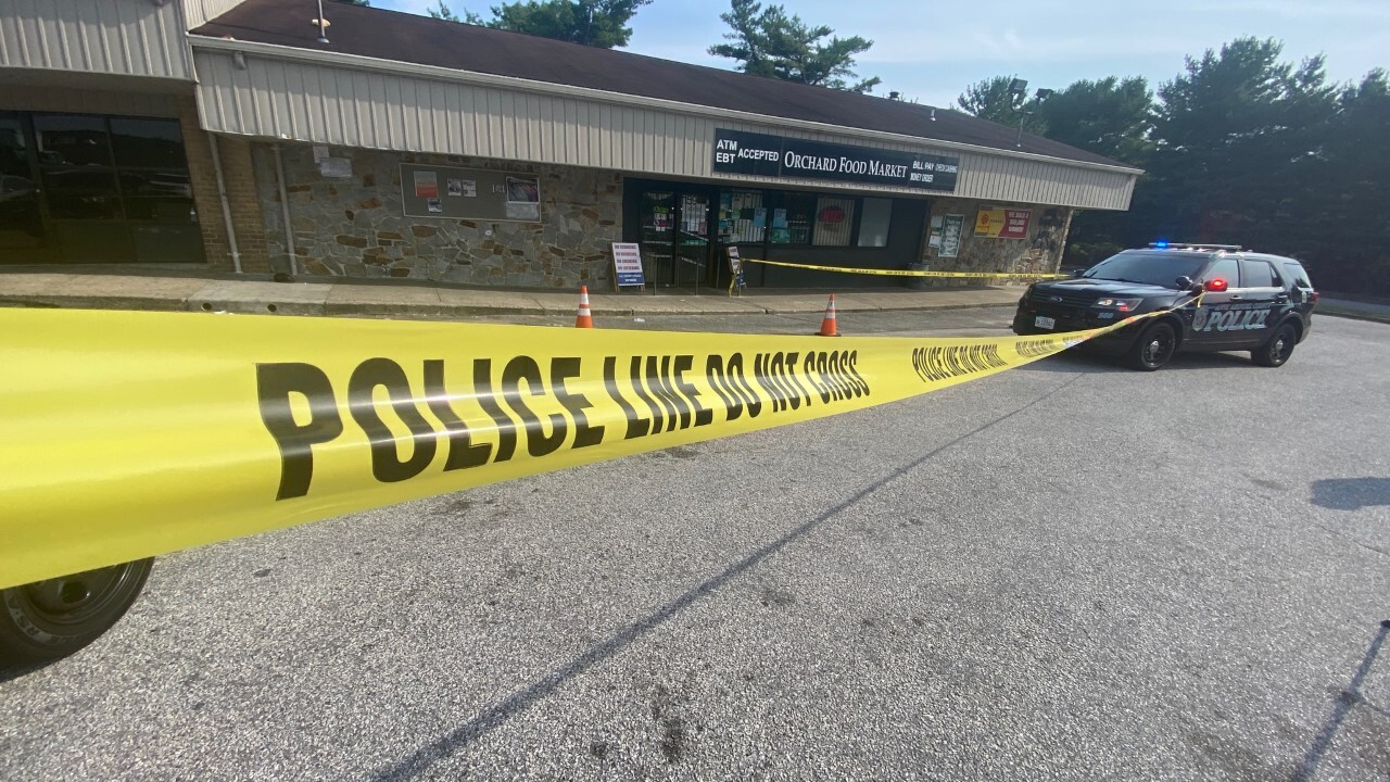 Two people injured in shooting in Severn Friday afternoon