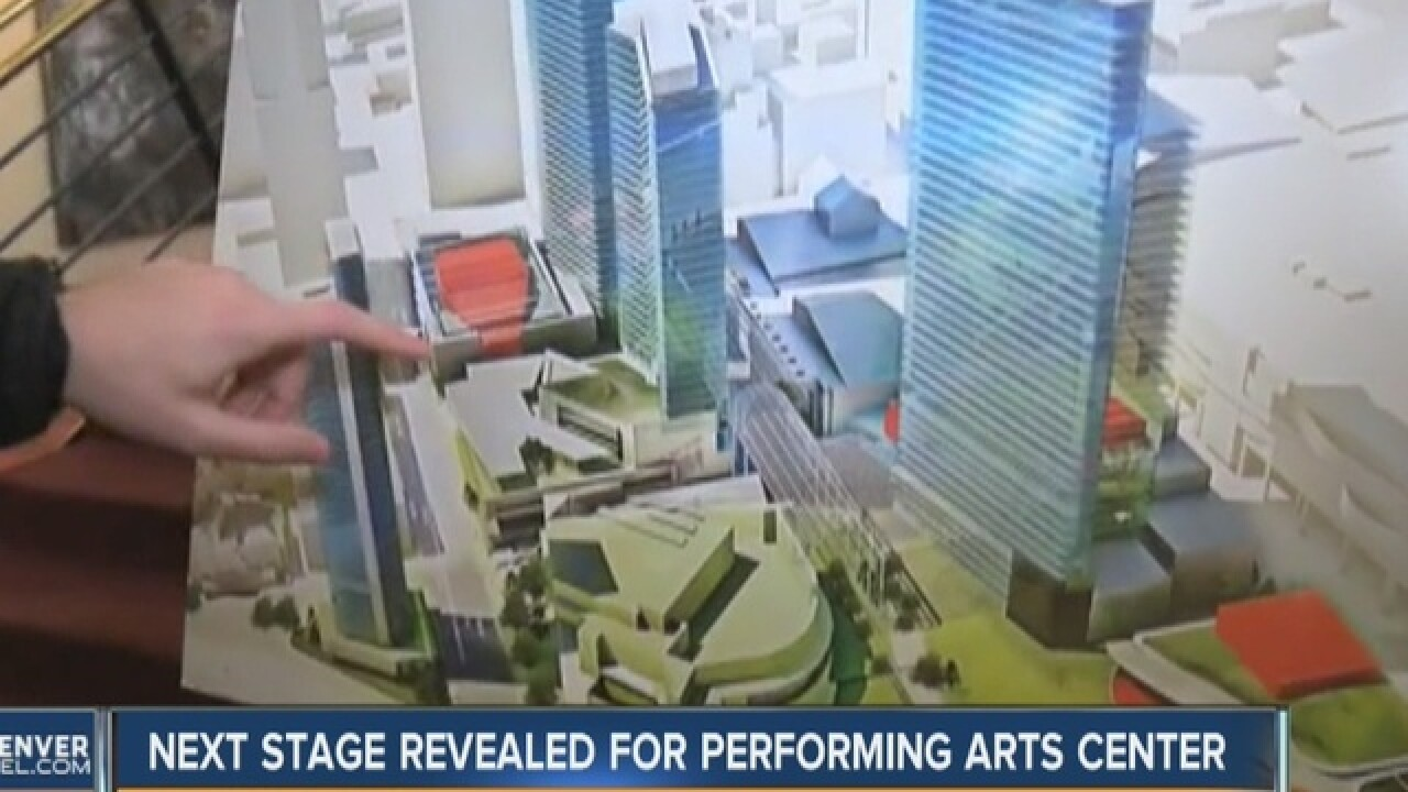UNVEILED: Plans for redeveloping Arts Complex