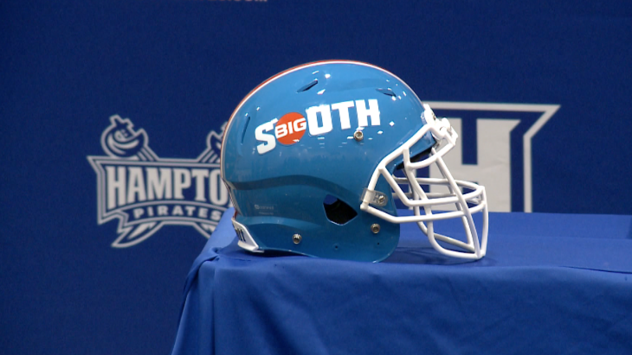 Conference quarrel: MEAC responds to Hampton's claims of conference punishing Pirates for leaving