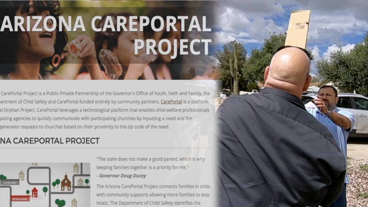 CarePortal project