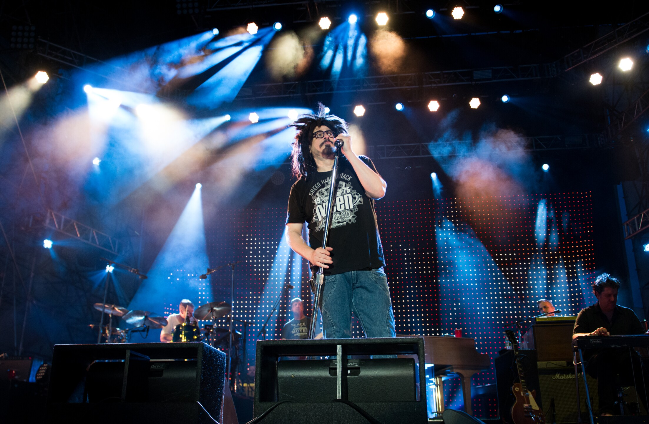 Counting Crows will join Willie Nelson on his Outlaw Tour at Summerfest 2019!