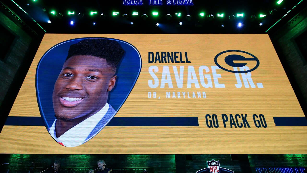DARNELL SAVAGE NFL DRAFT
