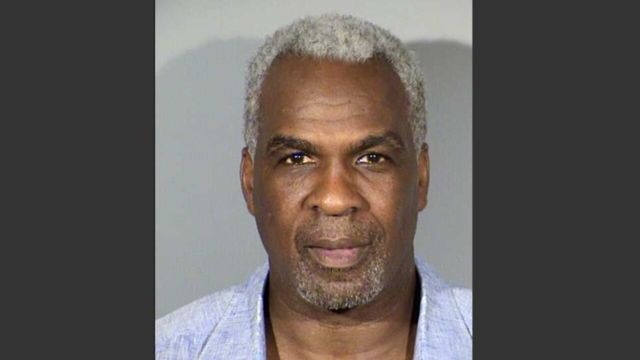 Ex-NBA player Charles Oakley arrested, accused of cheating at Vegas hotel-casino