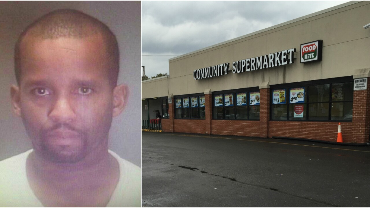 Who is Delvin Barnes? Henrico grocery store worker's best friend says abduction suspect had bigproblem