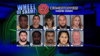 Wheel Of Shame: April 24th