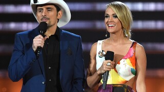 CMA Awards: Don't ask artists about Vegas shooting, gun rights, or politics
