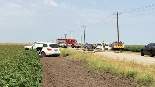 DPS: Nearly head-on crash leaves one man dead
