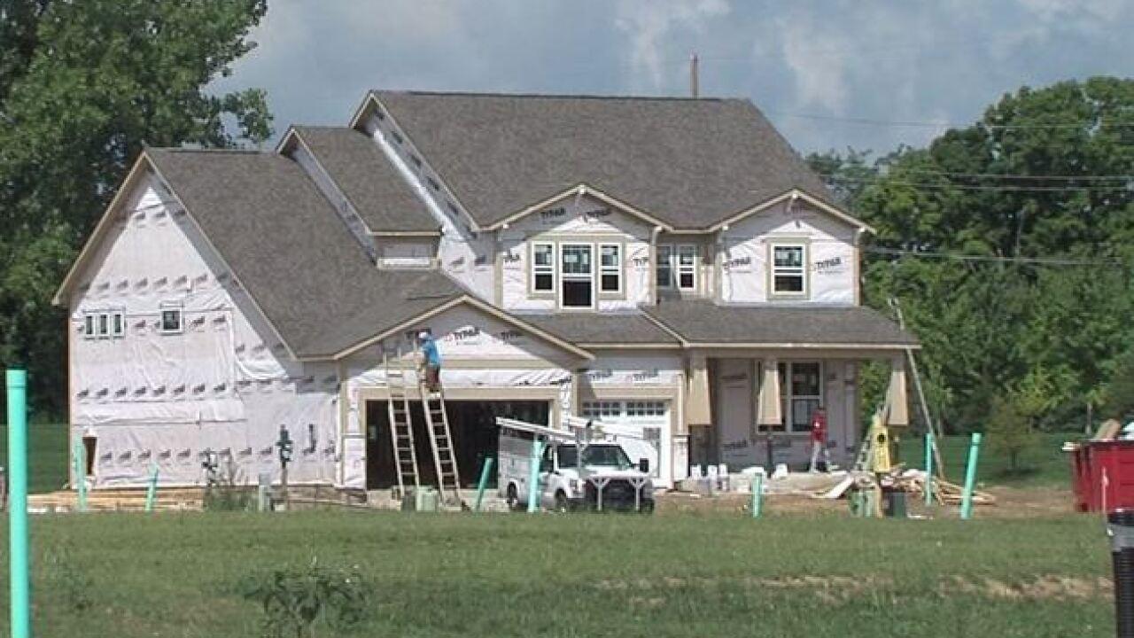 Tariffs make building a home more expensive