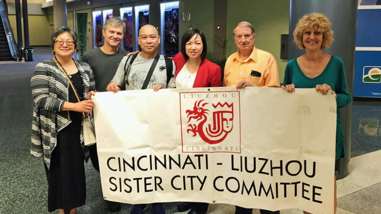 Liuzhou and Cincinnati make a tasty new exchange