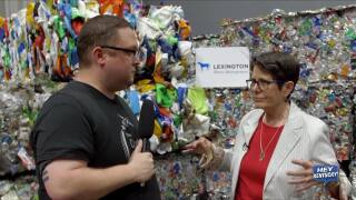 NCC: Talks Recycling with Mayor Linda Gorton!!!