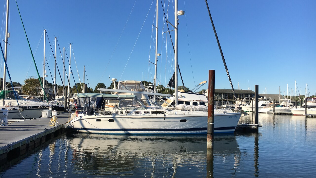 Experts stress for Hampton Roads boat owners to secure or remove vessel ahead ofDorian
