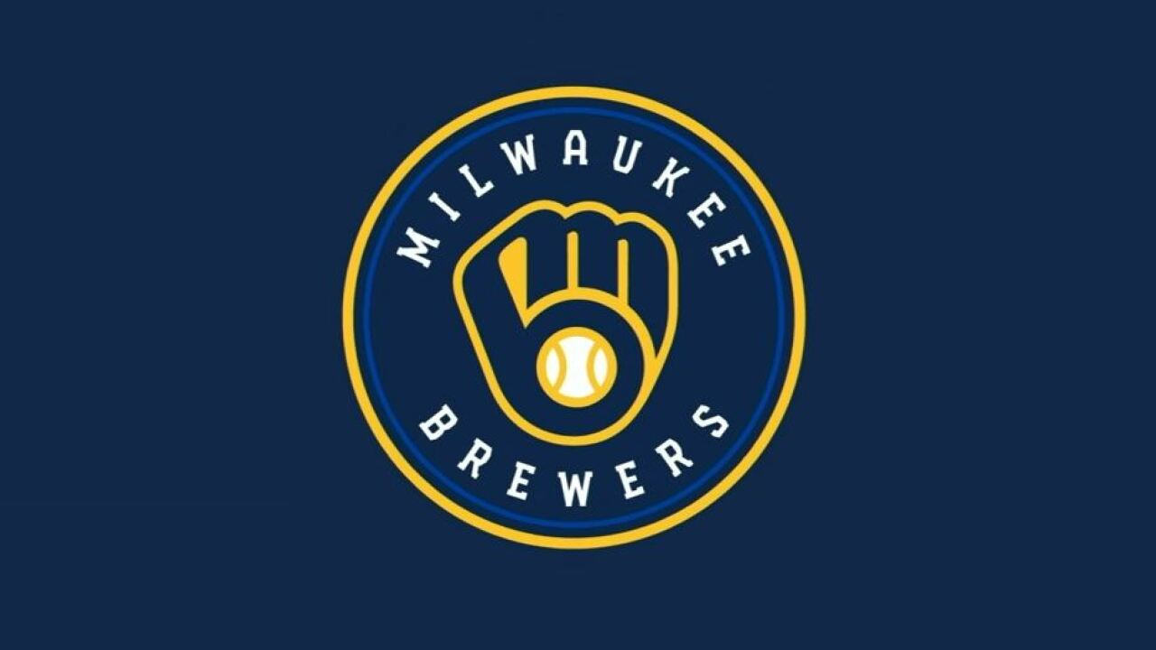 Milwaukee Brewers release schedule for shortened season