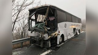 VA Bus And Truck Crashes