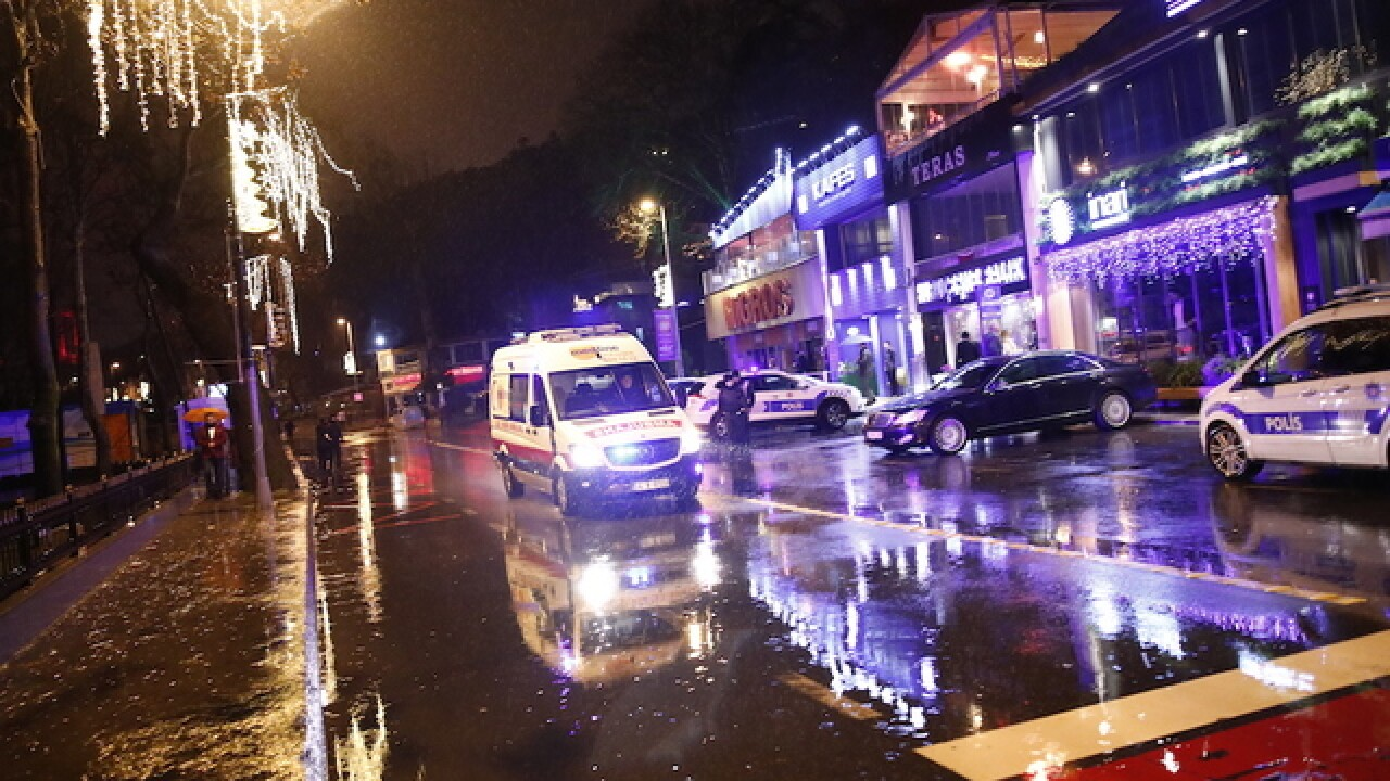 ISIS claims responsibility for Turkey nightclub shooting