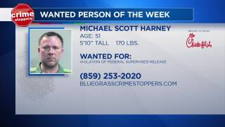 Crime Stoppers Most Wanted Person Of The Week: October 3, 2018