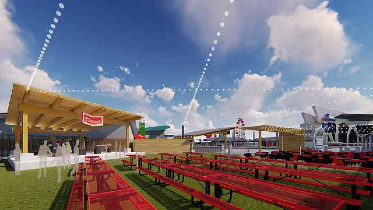 Klement's to build new stage at Summerfest