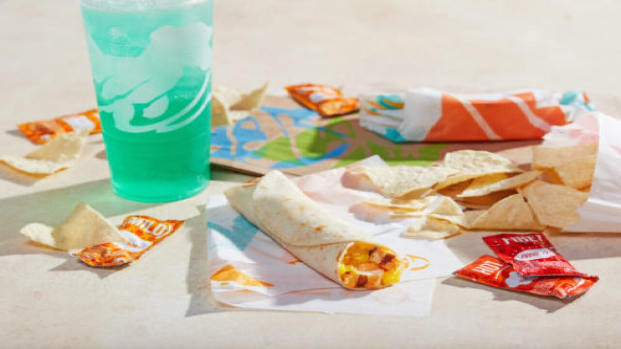 Taco Bell Launching Chicken Chipotle Melt For Just $1
