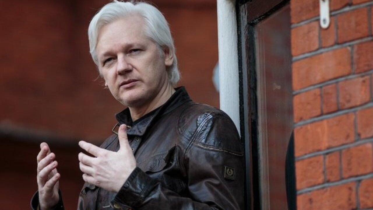 WikiLeaks' Assange lawyer says hed fight charges