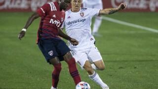 MLS Real Salt Lake FC Dallas Soccer
