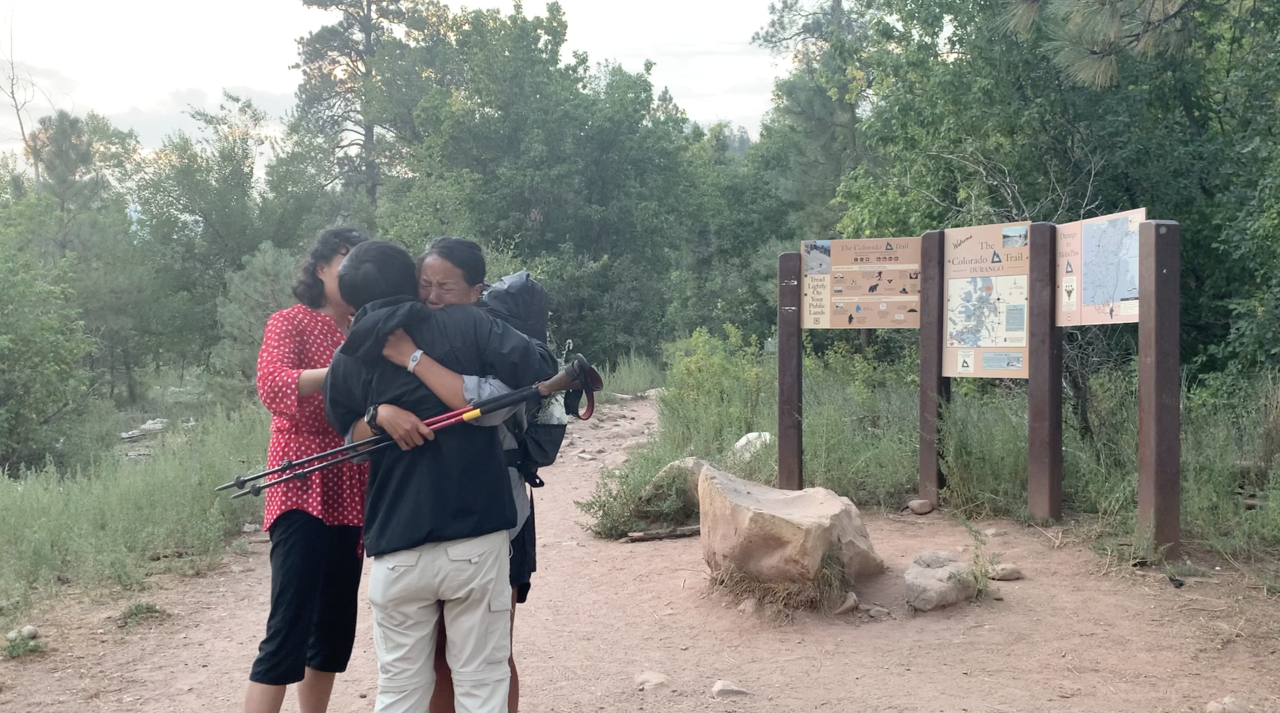 Sophia Tang_Colorado Trail_Durango trailhead