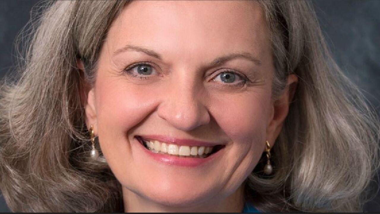 Gaydonna Vandergriff hopes to get past partisanposturing.