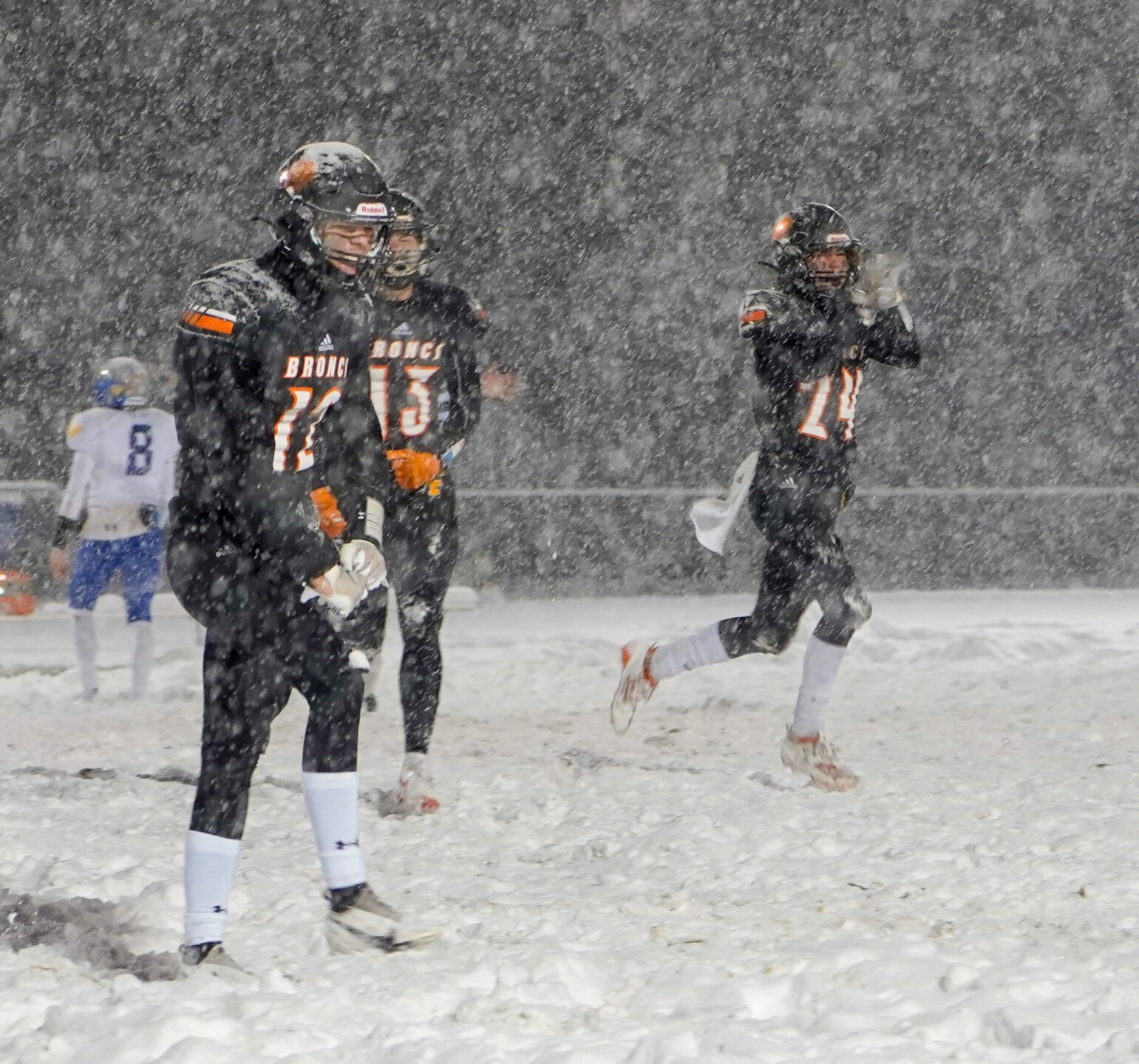 Frenchtown's Devin Shelton, Jace Adams and Peyton Hicks.jpg