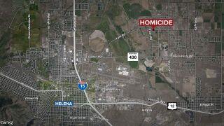 Helena Police investigating Friday homicide