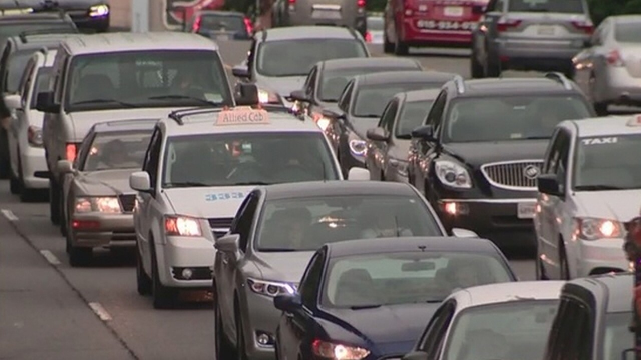 TDOT Begins Resurfacing I-40 Downtown