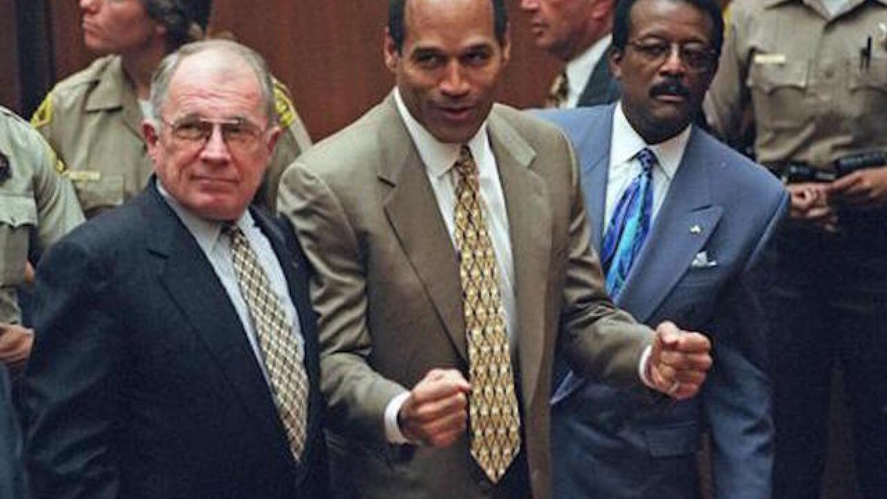 O.J. Simpson's lawyer F. Lee Bailey files for bankruptcy