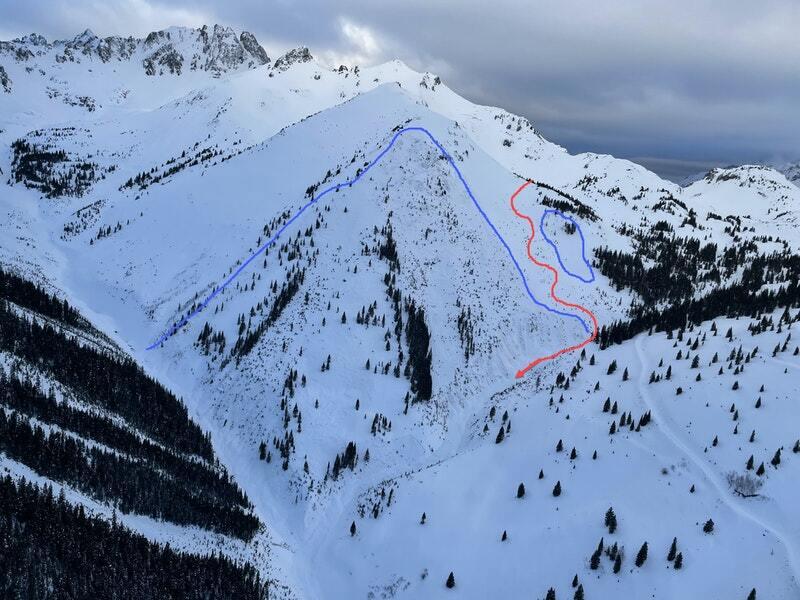 Feb. 1 2021 fatal avalanche