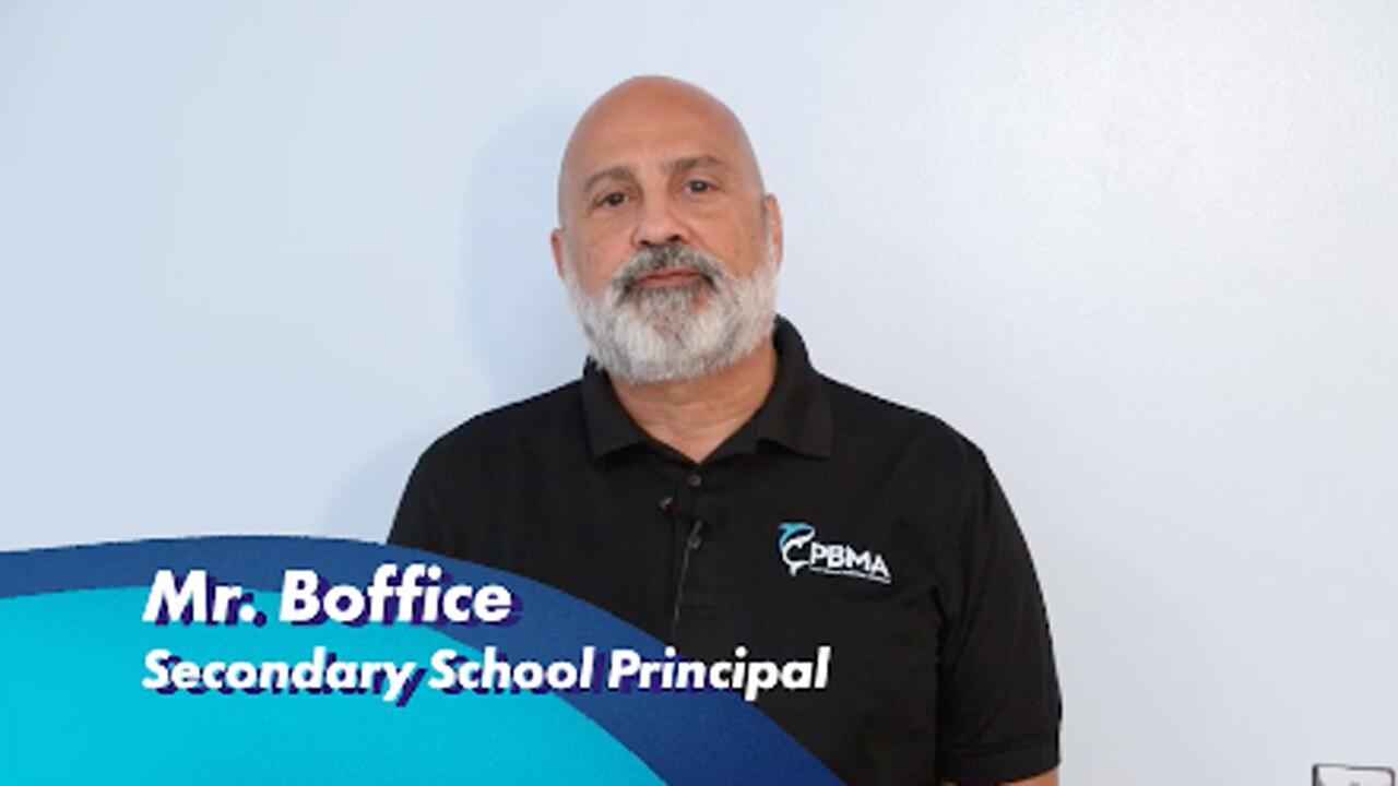 Principal Reno Boffice