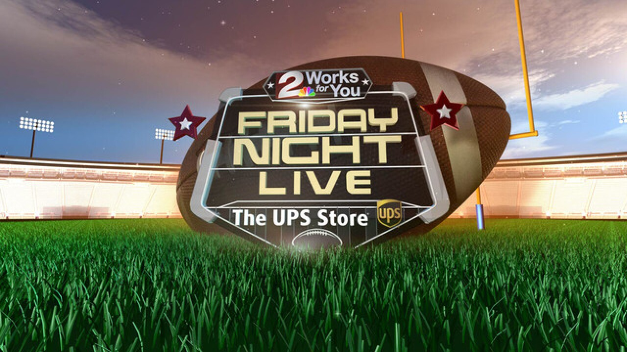 Friday Night Live: High school football scores Aug. 24