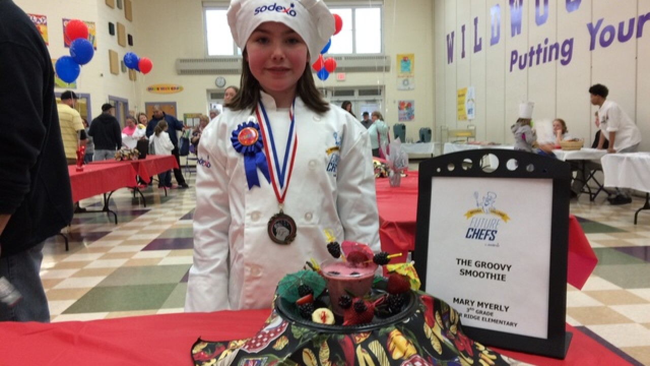 Tiny top chefs dish up breakfast in Middletown