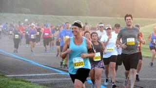 The Goodyear Half marathon