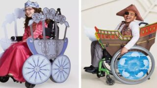 Target Has A Line Of Adaptive Halloween Costumes And Accessories For Kids Of Every Ability