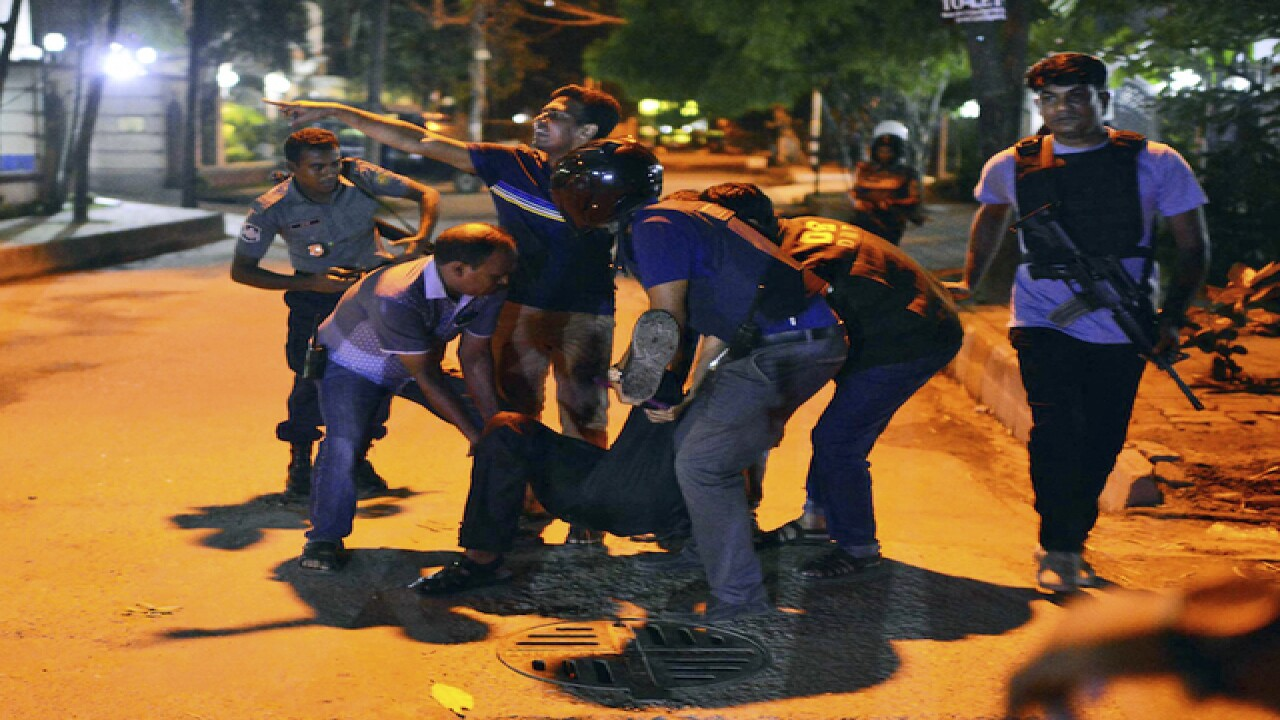 Bangladesh restaurant attack: 20 hostages killed