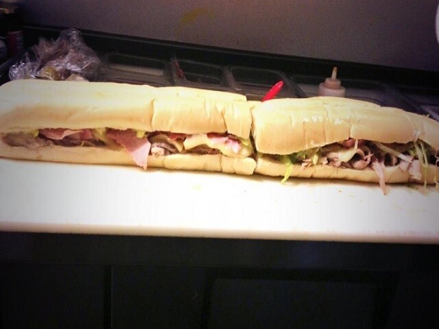 Indy's 6 most massive sandwiches