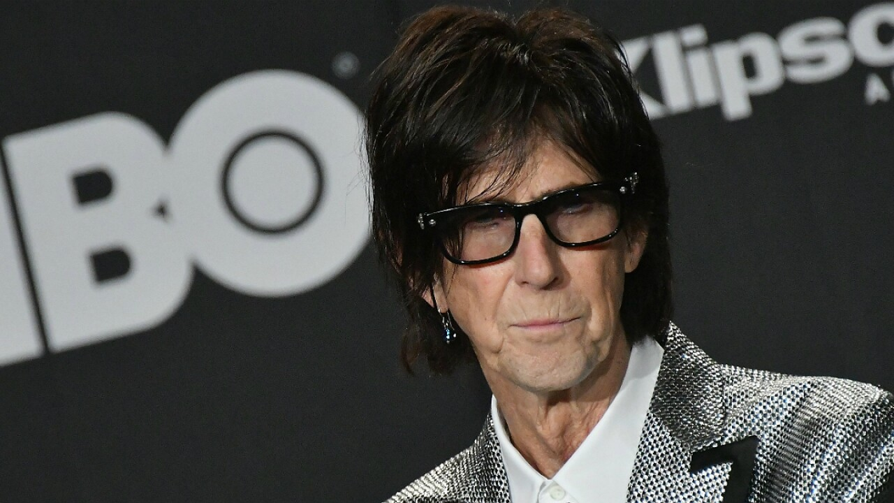 'The Cars' lead singer Ric Ocasek found dead at75