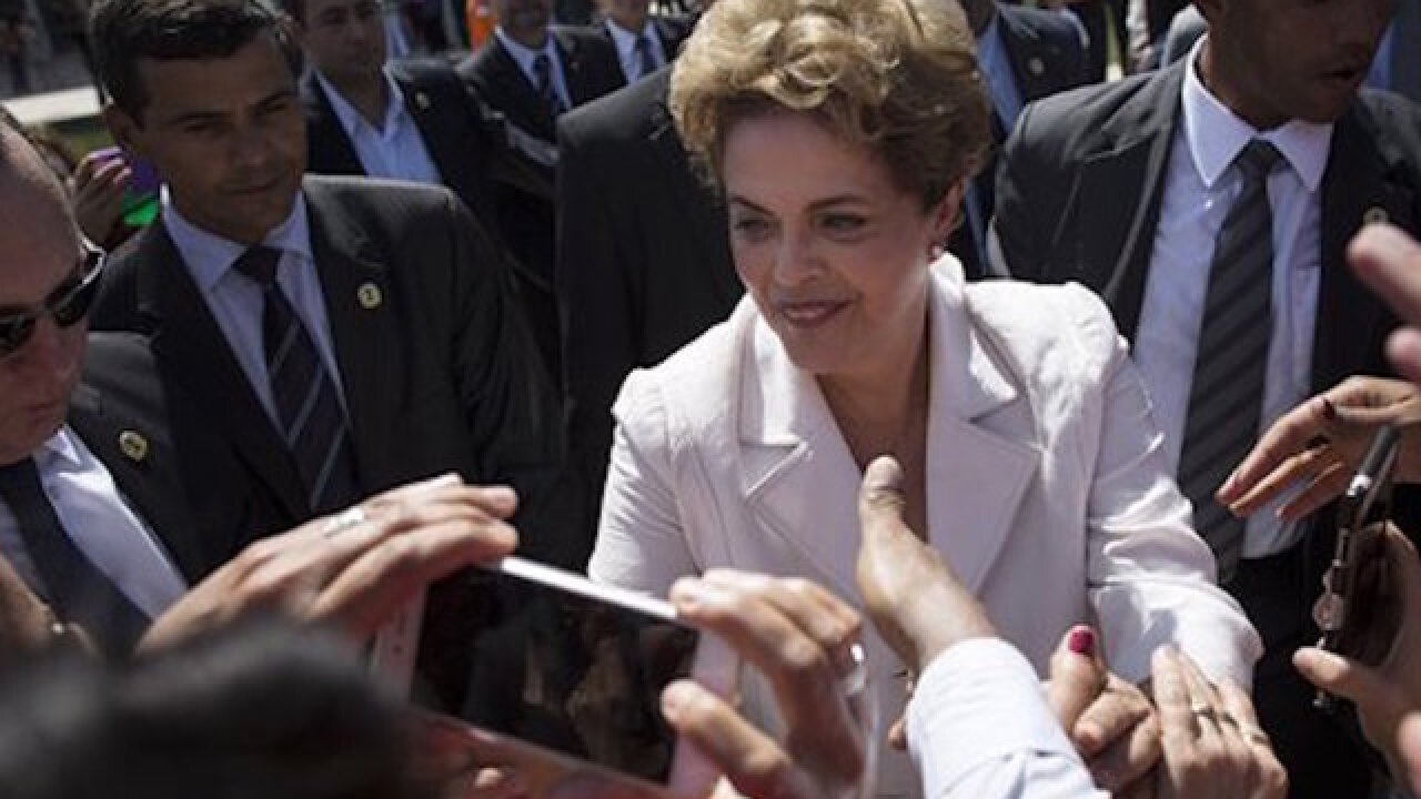 Brazil pushes on with Olympic planning