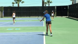 Islanders women fall to Sam Houston State in Southland Conference tennis tournament