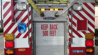 Commissioners rejected proposed fire services fee