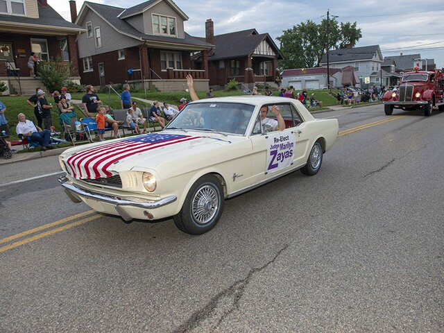 Pirates, clowns, sheep and tiny cars celebrate 169th Harvest Home Fair
