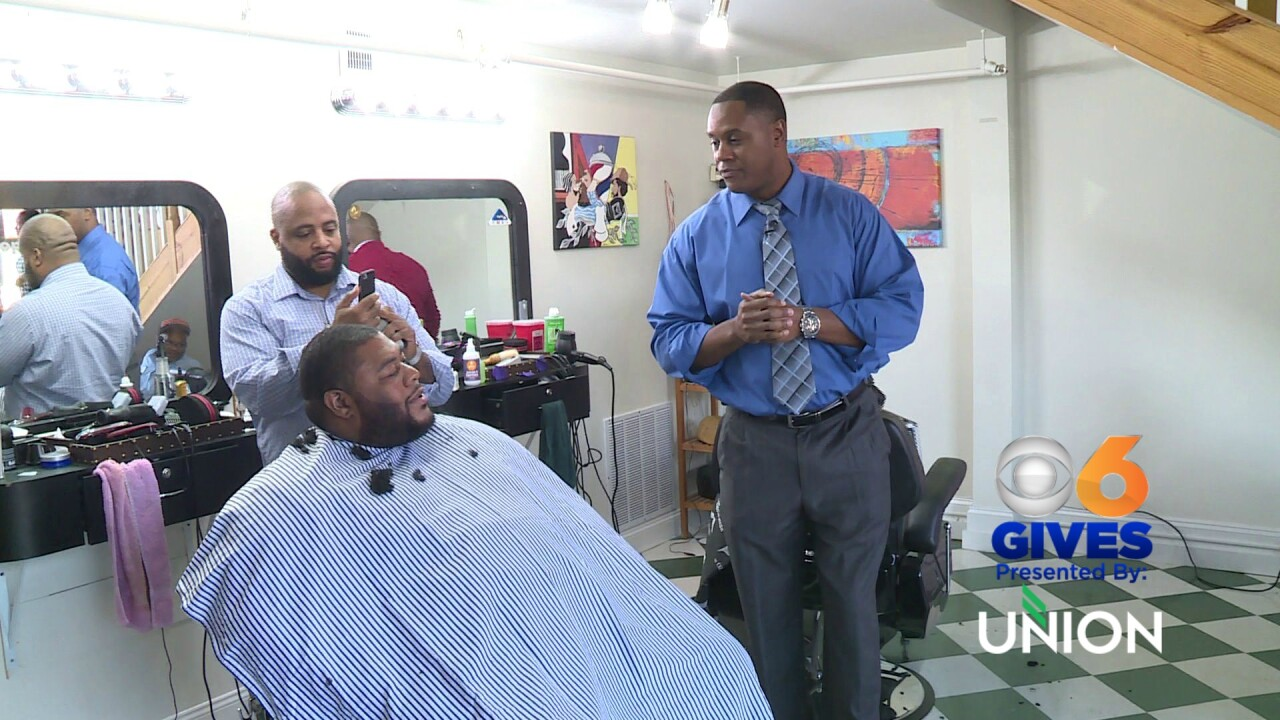Richmond community treated to free haircuts at local barbershop