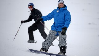 Sun Valley reports most skiers in a decade
