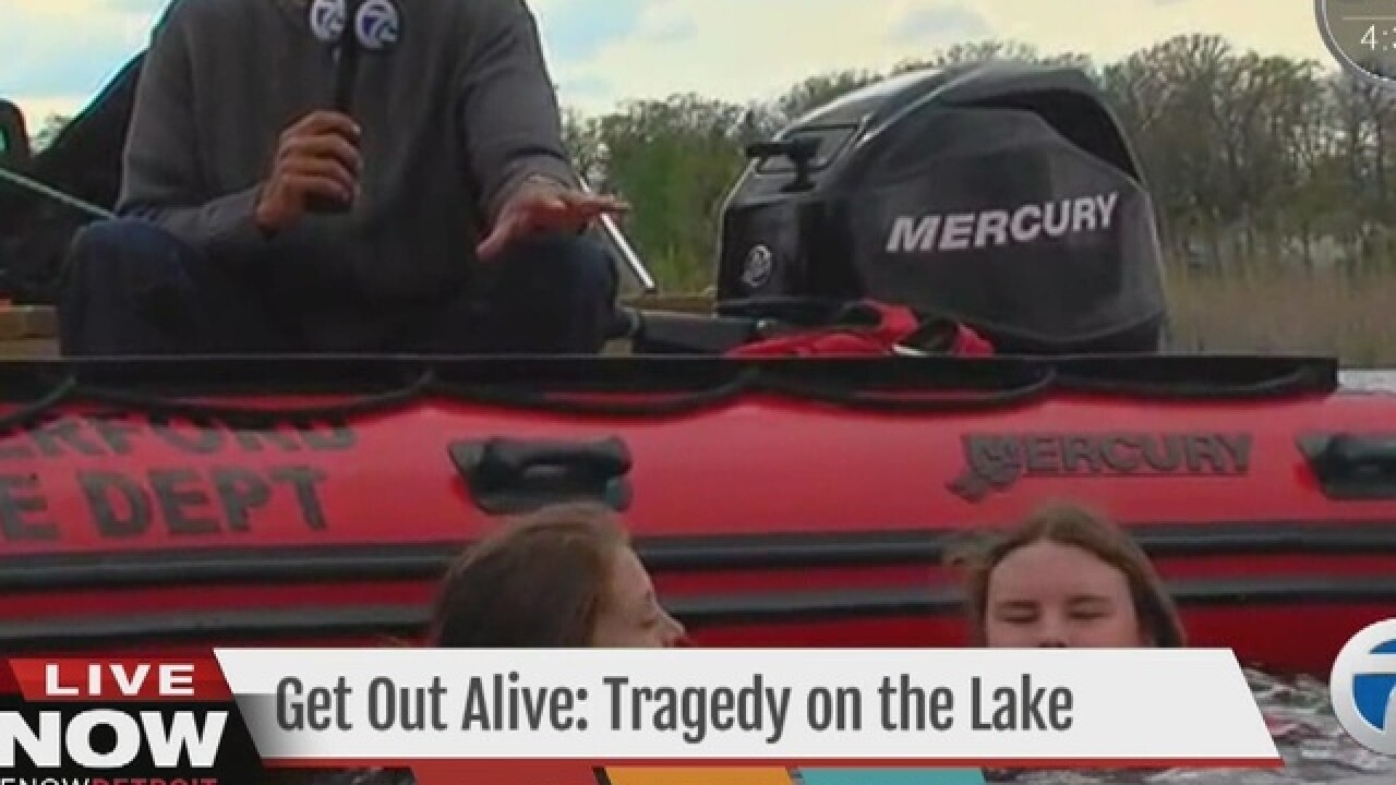 Get Out Alive: Stay safe on the lake