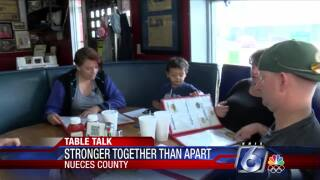 Table Talk: Stronger together than apart