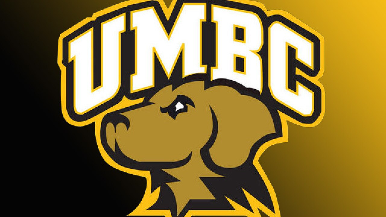 UMBC tweets at Alabama's football team